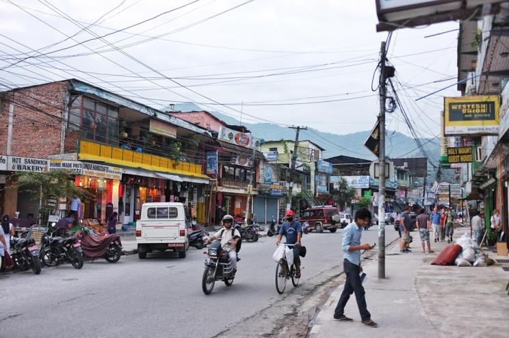 Pokhara, wie schön