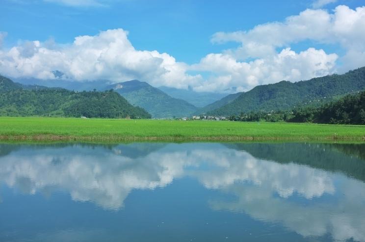 Annapurna, wir sehen dich!