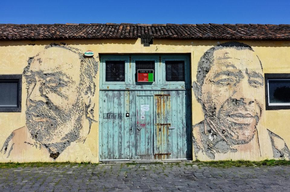 Doors of the acores