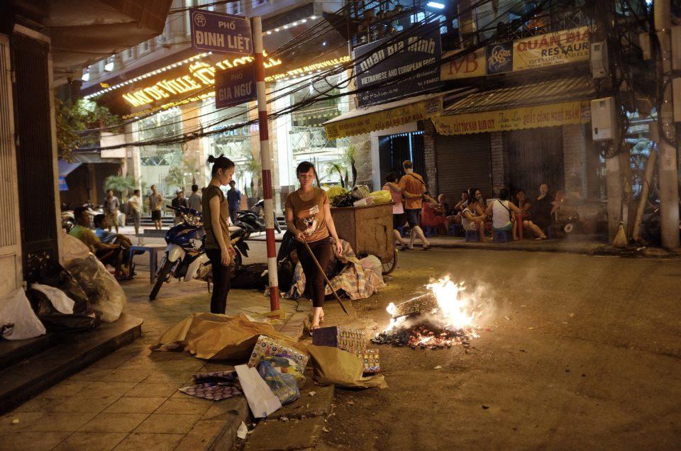 Die kurzen Nächte von Hanoi