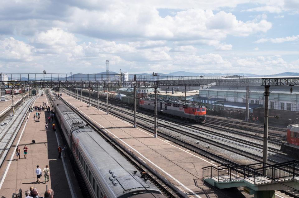 Transsibirische Eisenbahn – Level 1