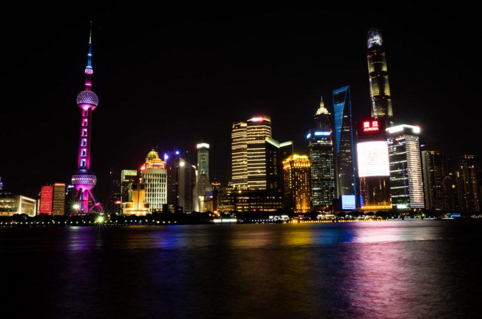 Shanghai: Menschenmassen-Madness